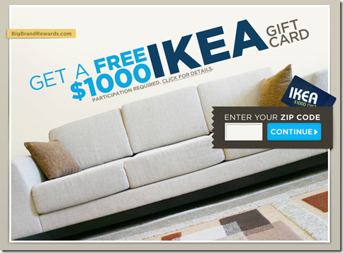 Ikeapromotion