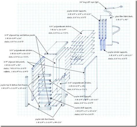 built wine rack plans
