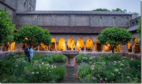 MetCloisters