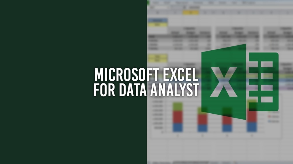 Microsoft Excel for the Data Analyst | Real Numeracy