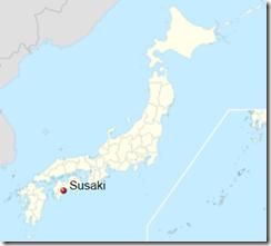 Susaki, Kōchi